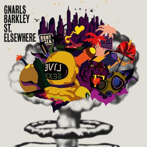 Gnarls Barkley  St. Elsewhere    Recording     49th Annual Grammys - WINNER Best Alternative Music Album