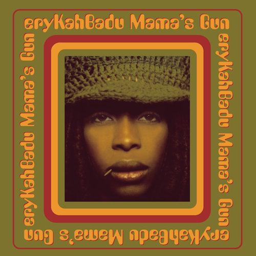 Erykah Badu  Mama's Gun    Recording