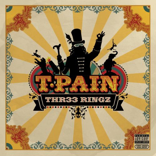 T-Pain  Thr33 Ringz    Recording     52nd Annual Grammys - Best Contemporary R&B Album Nominee