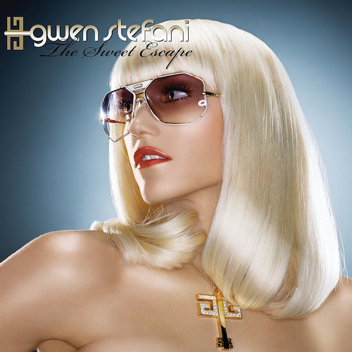 Gwen Stefani  The Sweet Escape    Recording     50th Annual Grammys - Best Pop Collaboration with Vocals Nominee
