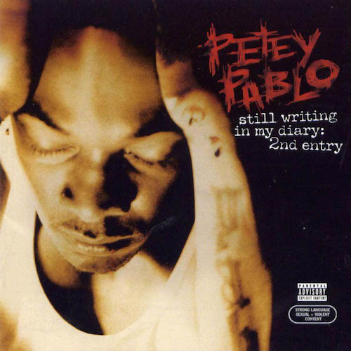 Petey Pablo  Still Writing In My Diary    Recording
