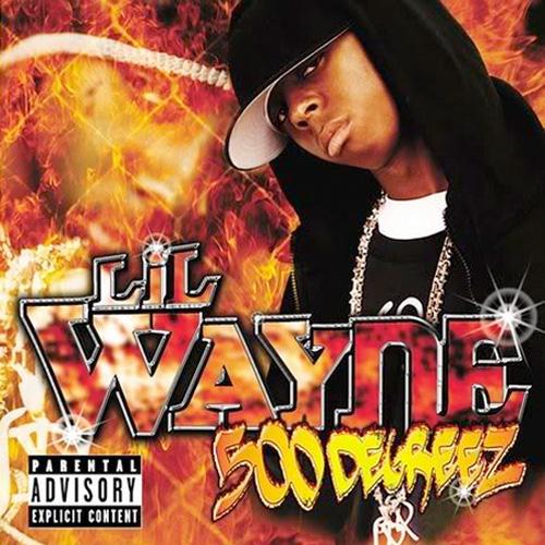 Lil Wayne  500 Degreez    Recording