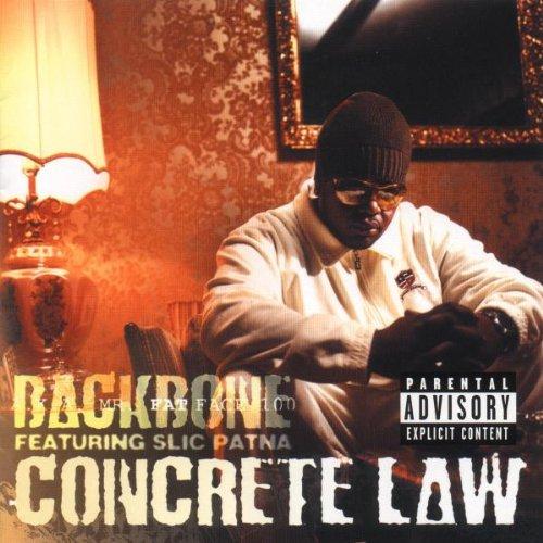Backbone  Concrete Law    Recording