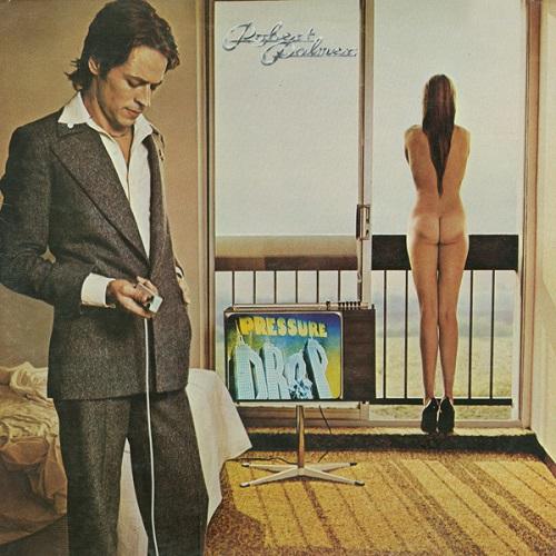 Robert Palmer Pressure Drop Album Cover