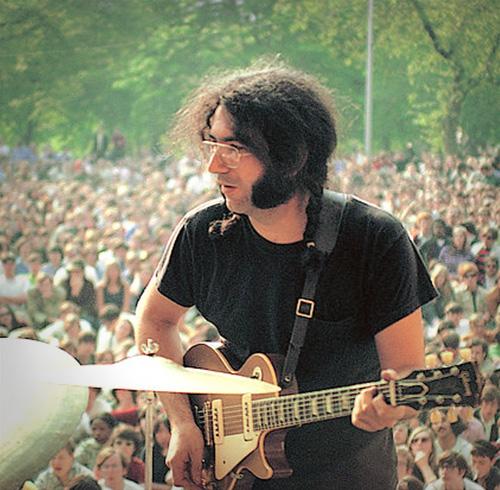 Jerry Garcia in 1968
