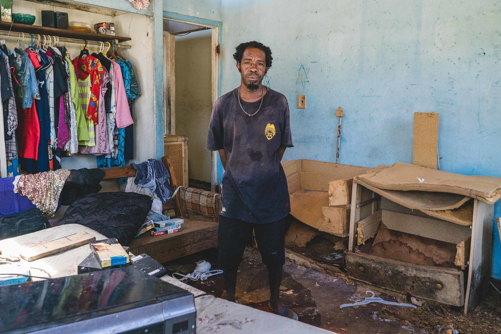 Category 10 - Four Personal Stories From the Aftermath of Hurricanes Irma and Maria(Photojournalist, Writer)