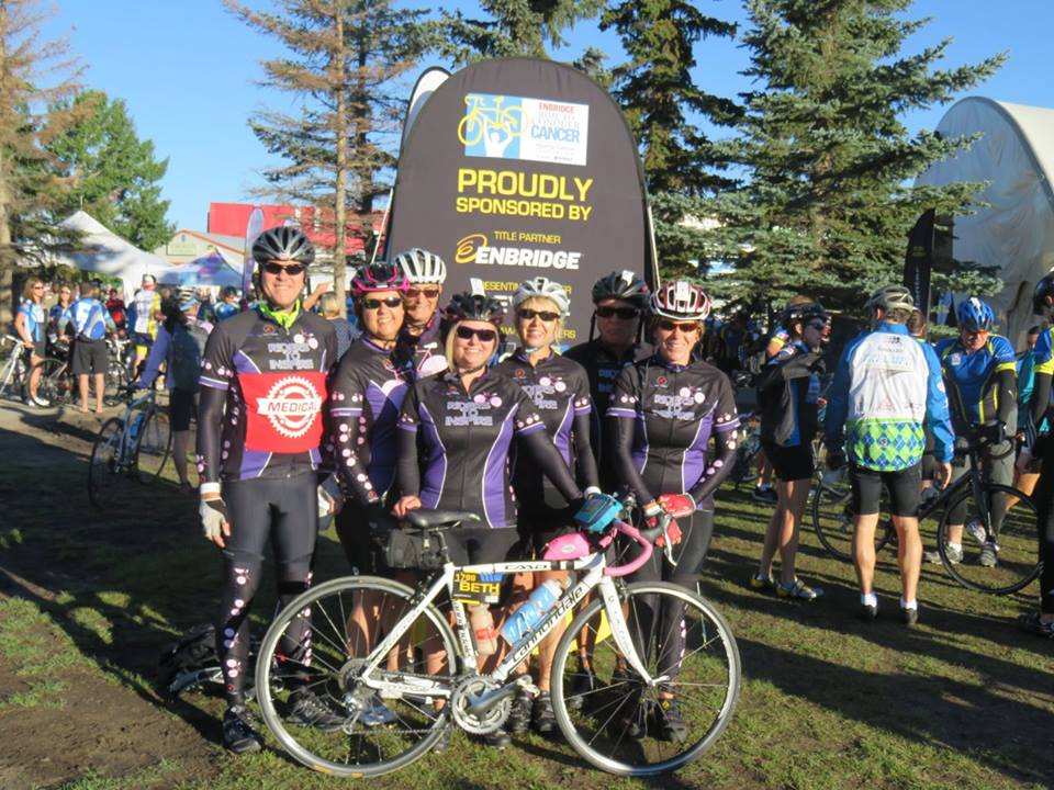 Han is a medic at the Ride to Conquer Cancer