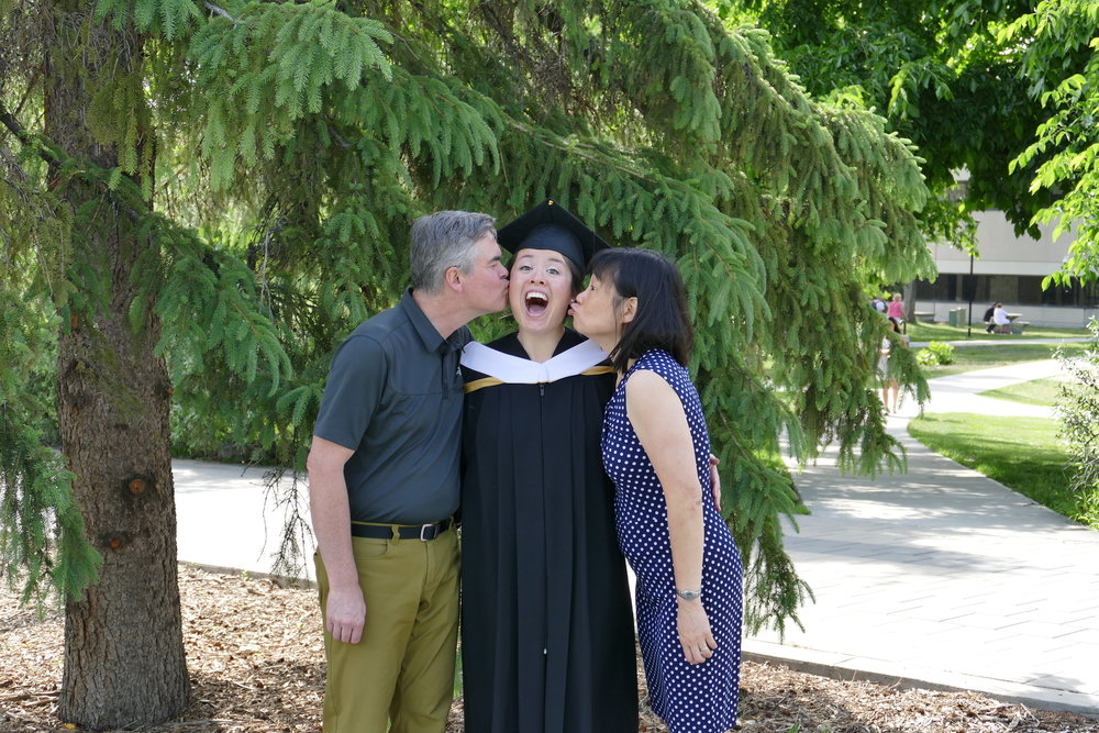 Sammi Graduates