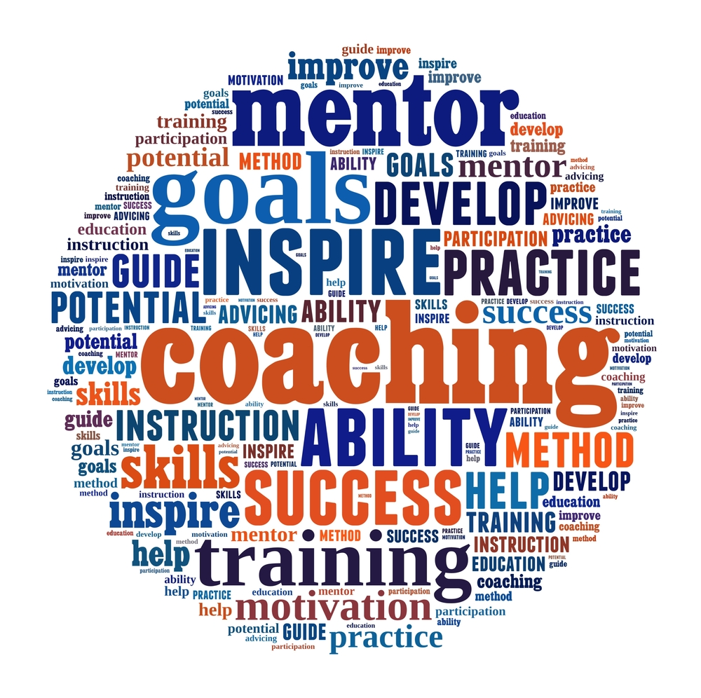 Coaching – Providing a focus for growth for new competencies, qualities and being a team member