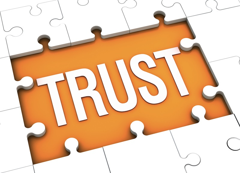 Listening builds trust.