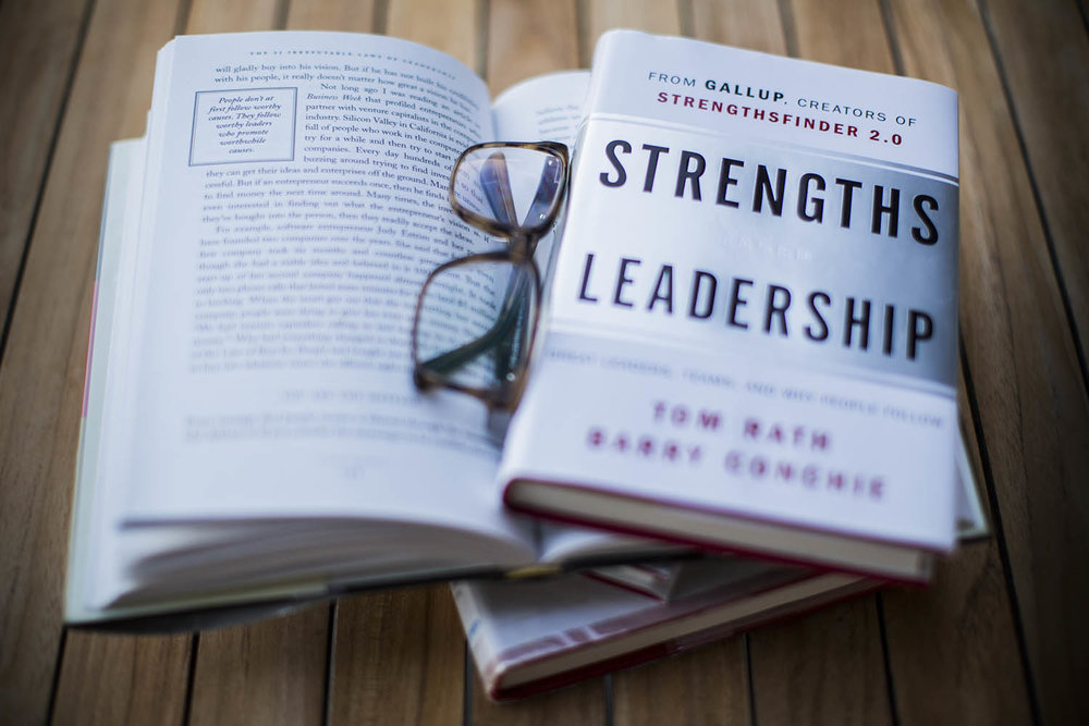 We use a diverse pairing of leadership teachings to create sessions specific to your team and company needs.