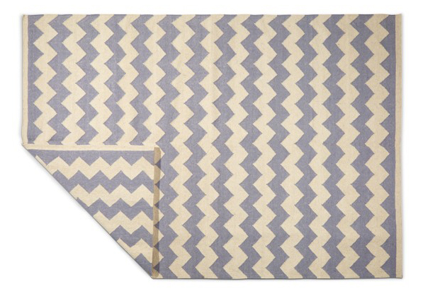 Swoon Editions Lombard Rug, £159 - on my wish list for the summer to lighten up the lounge!