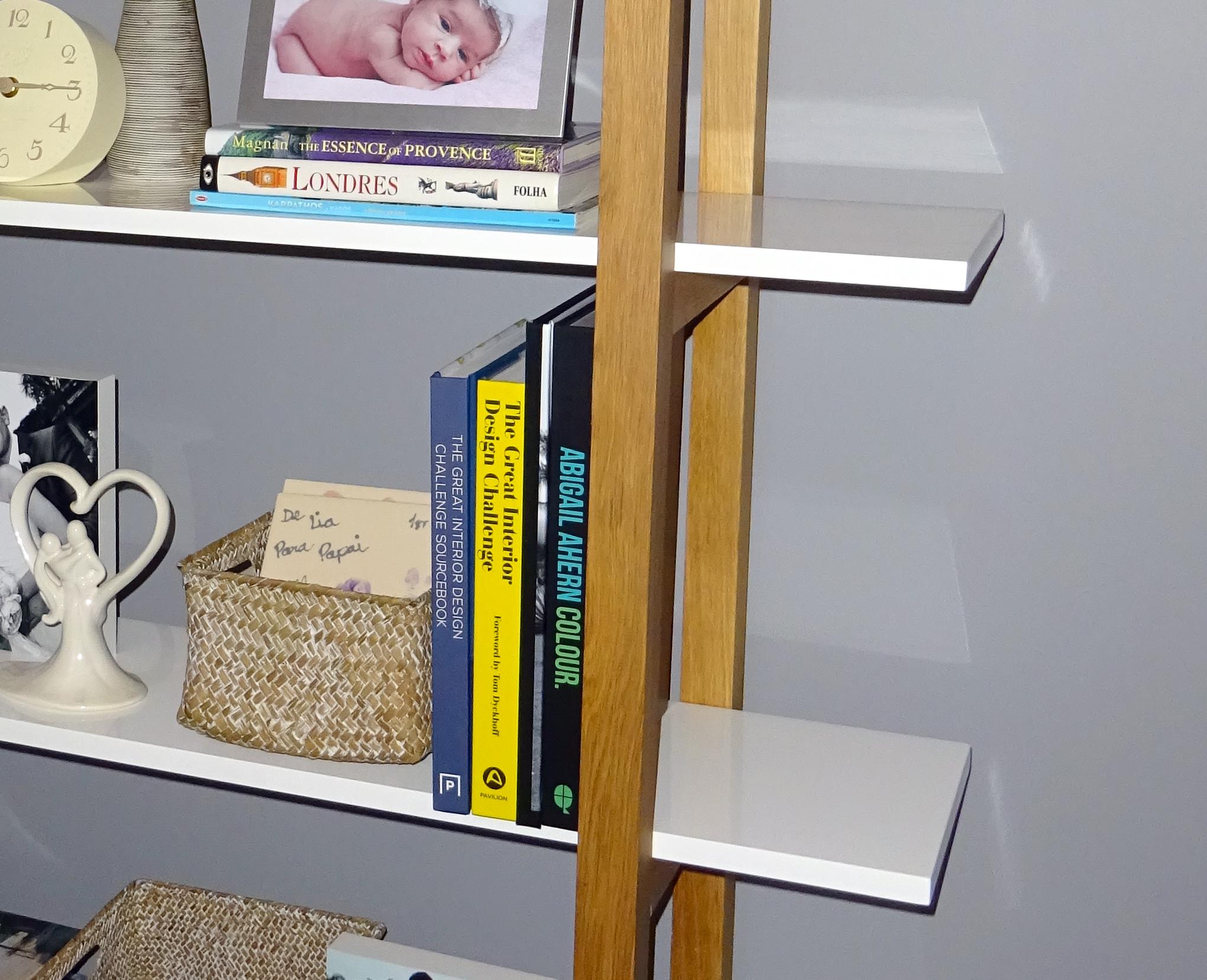 bookshelf blog books