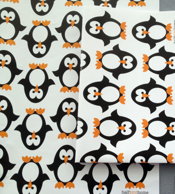 penguin paper