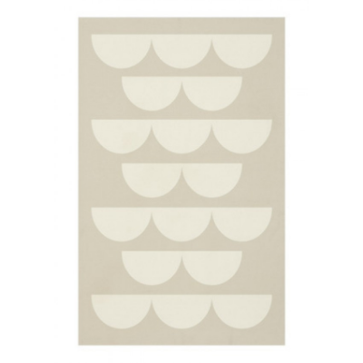 Quant Putty Petal Tea Towel