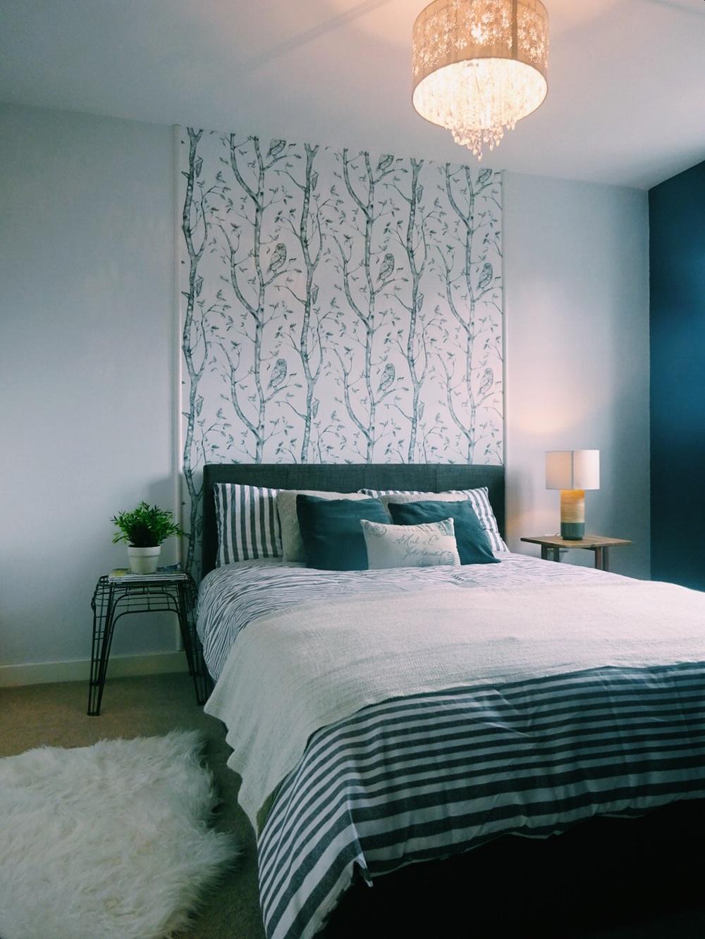 One cosy guest bedroom!