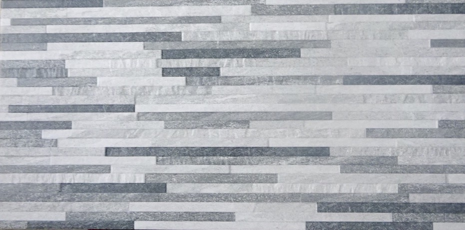 Grey Goddess Small Stripe Tiles