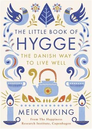 Possibly one of the most popular this year as Hygge is so on trend, some lessons to be learned about the way the Danish live. A great stocking filler!