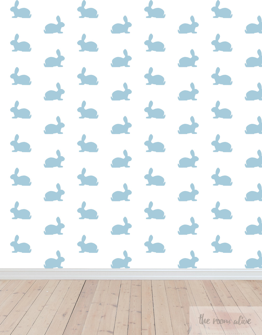 blue bunny on wall.jpg