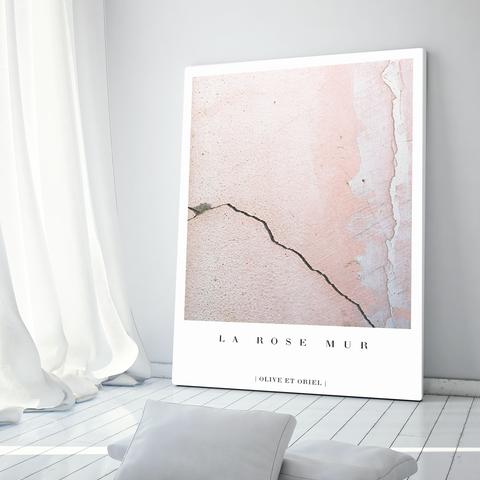 La Rose Mur Print £20