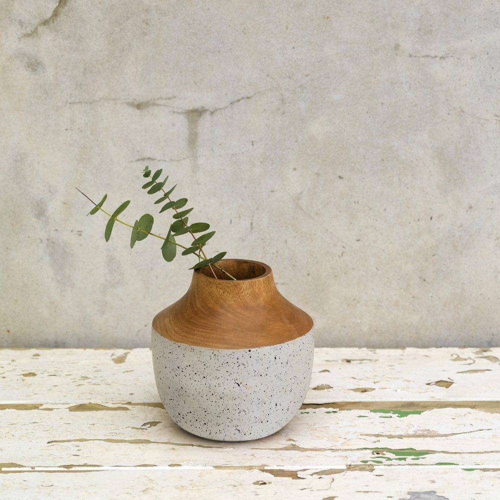 Luna Vase £29