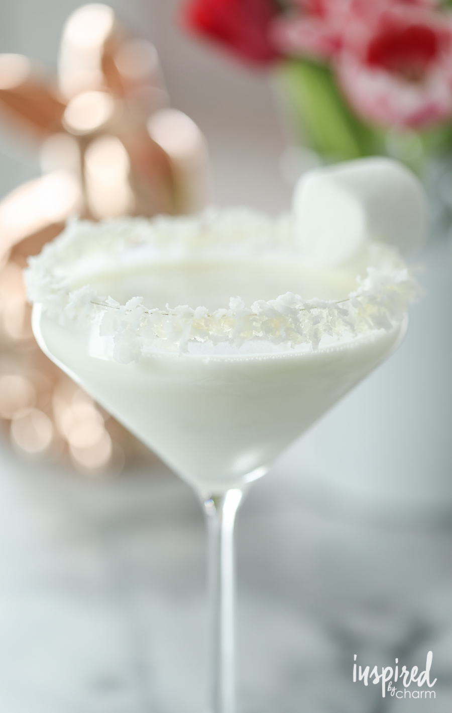 Cottontail Martini by inspired by Charm