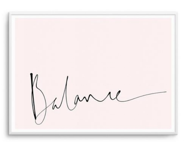 Balance Print, £21 on sale now