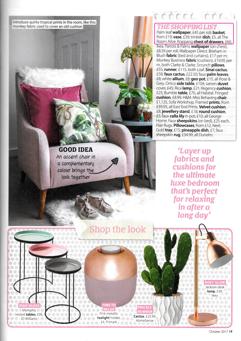 Home Style Magazine October 17