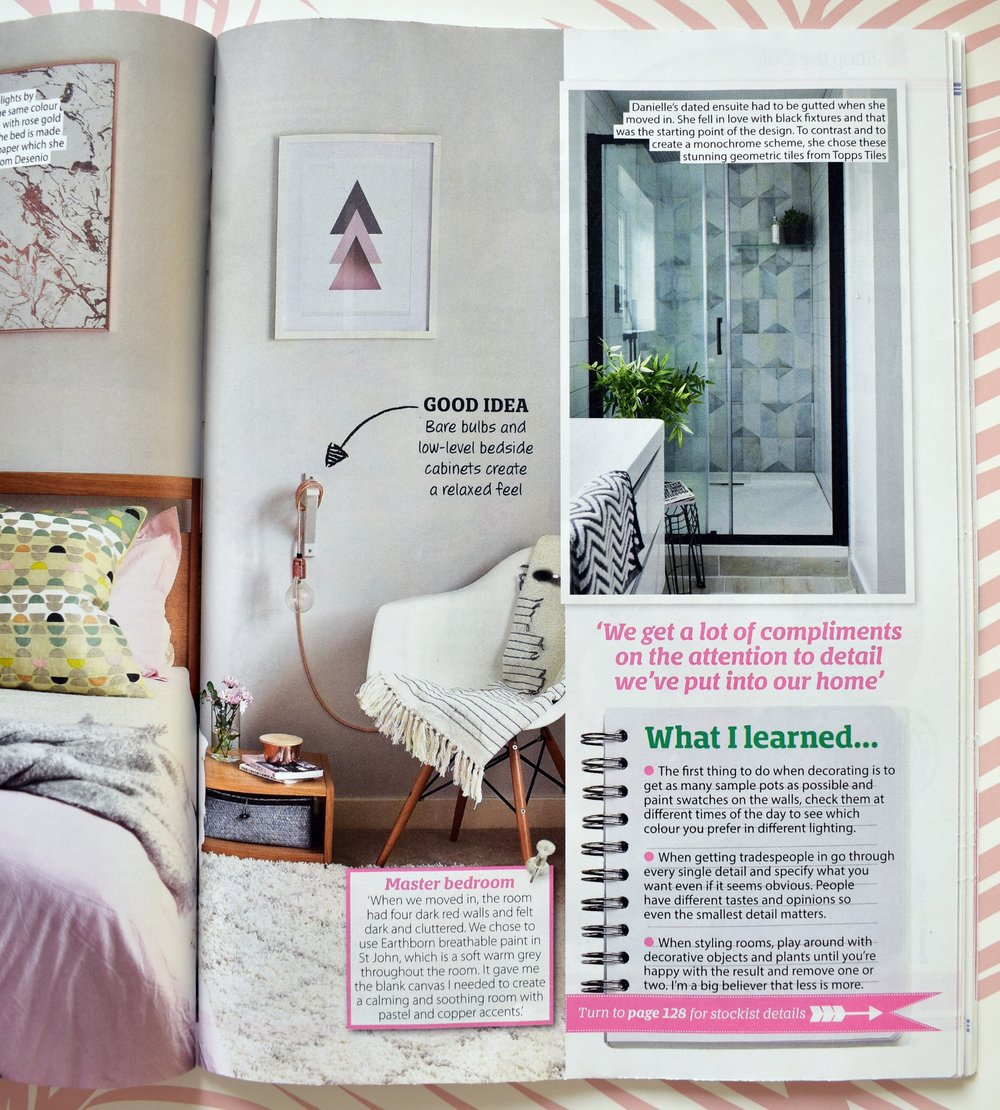 bedroom bathroom home style magazine