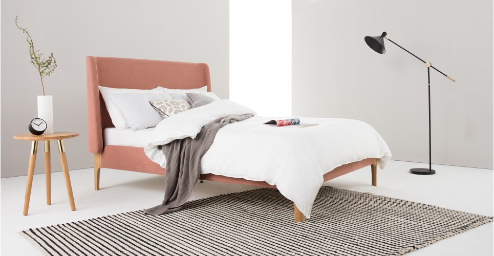 Roscoe Bed by  Made.com