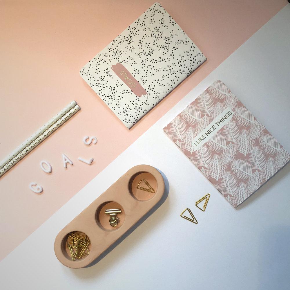 pink concrete holder notebook flatlay.jpg