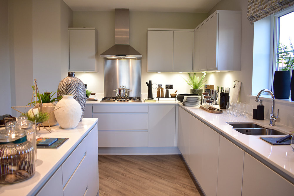 CALA HOMES KITCHEN Buckinghamshire