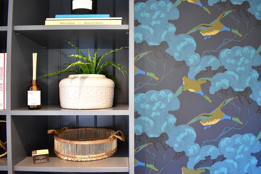 Cala homes kitchen wallpaper