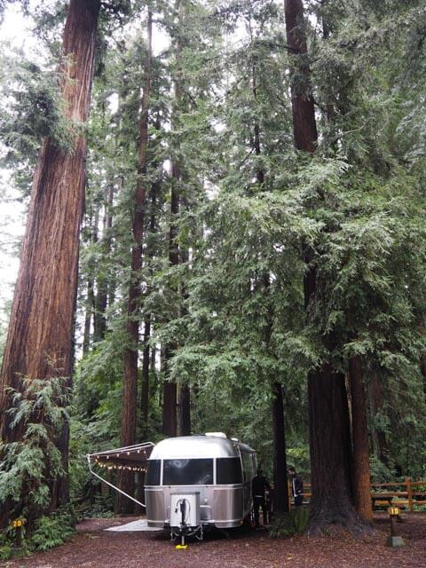 Airstream Rental RV Park Campsite Guide