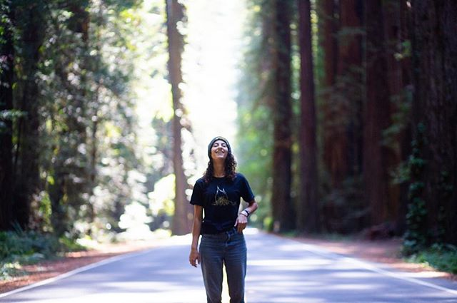 Been dreaming about visiting the giants at Redwoods Park since a little kid. This was a big moment 😌