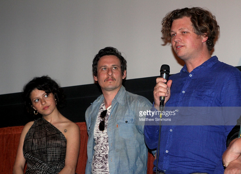 Q & A with Actress Alia Shawkat, Sound editor Scott Hirsch and co-director, Adrian Rubi-Dentzel