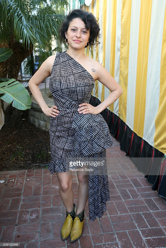 "Actress Alia Shawkat at the premiere of ""Prestige Ingredients"" at SBIFF"