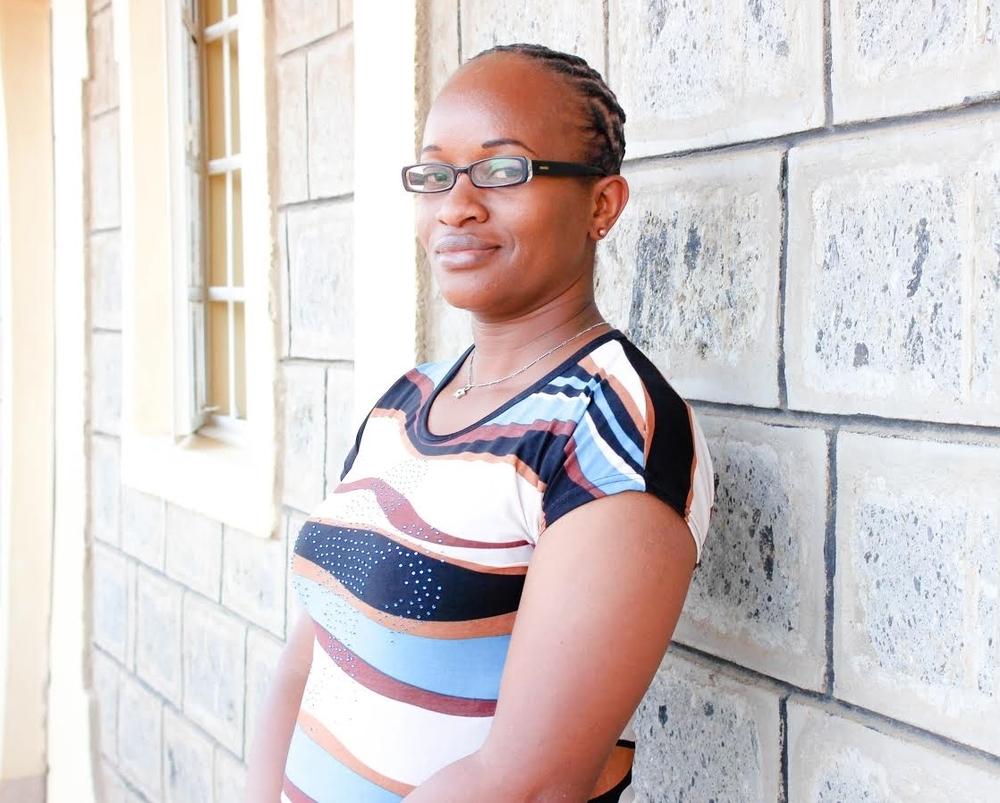Cate Kiari, Assistant Empowerment Coordinator