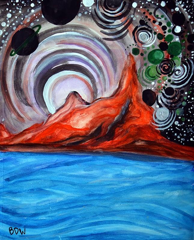 Cosmic Isle