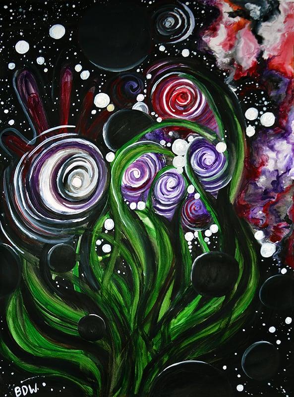 Cosmic Palmistry