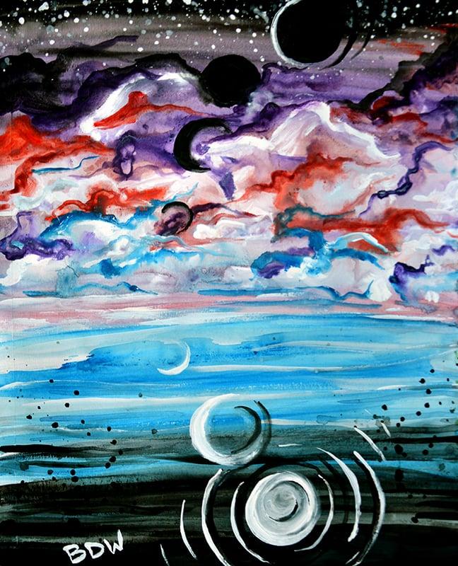 Moonrisen