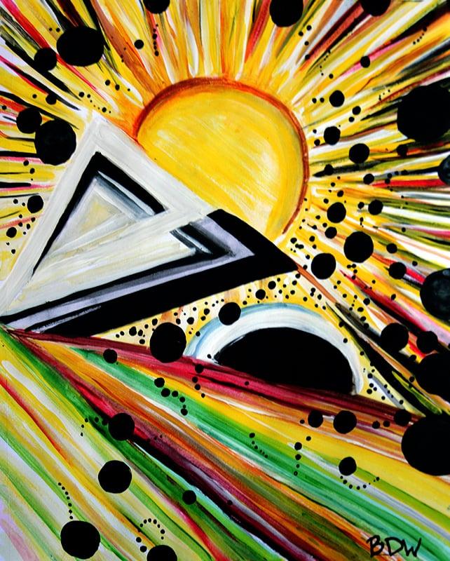 Solar Collision