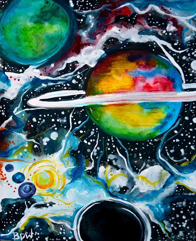 Cosmic Complexion