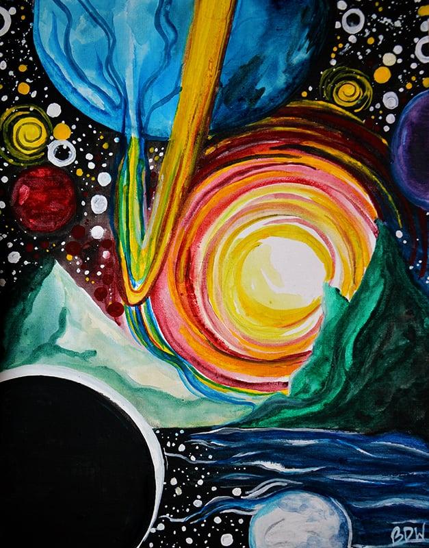 Celestial Genesis