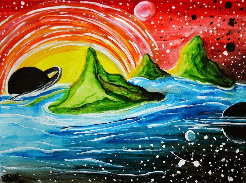 Cosmo Islands