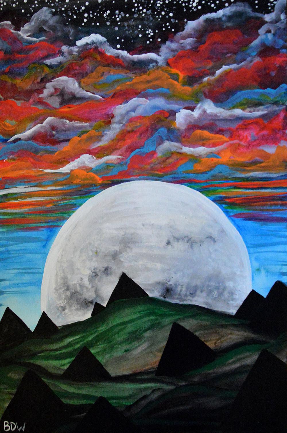 Primeval Moonrise