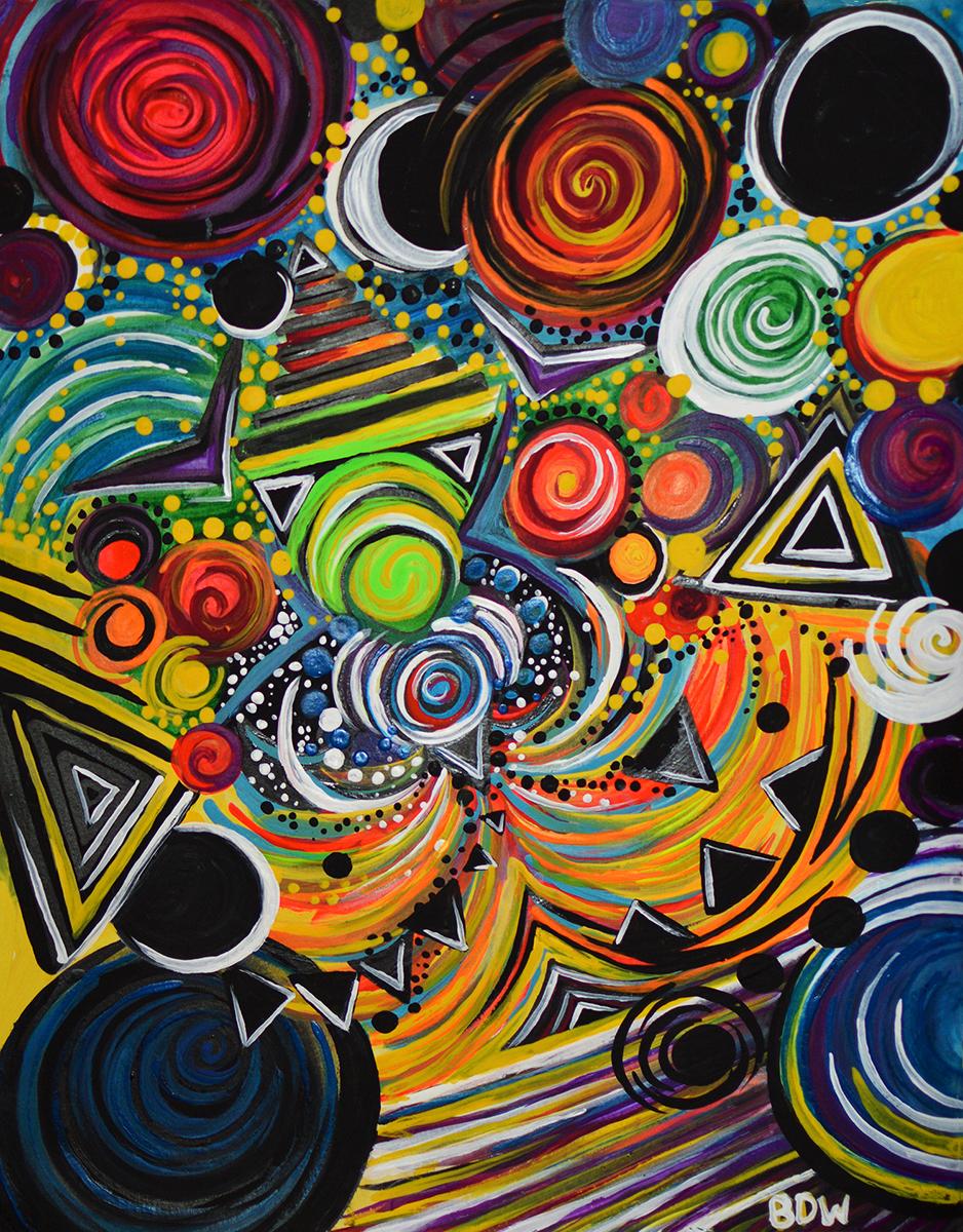 A Cosmic Drift Medley