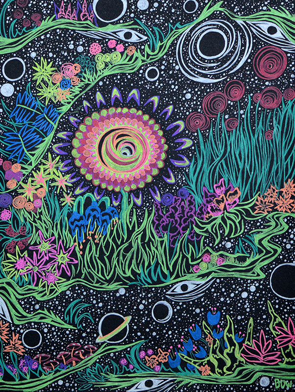 Astral Flora