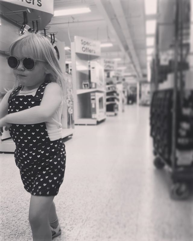 I call this one Supermarket Sass.