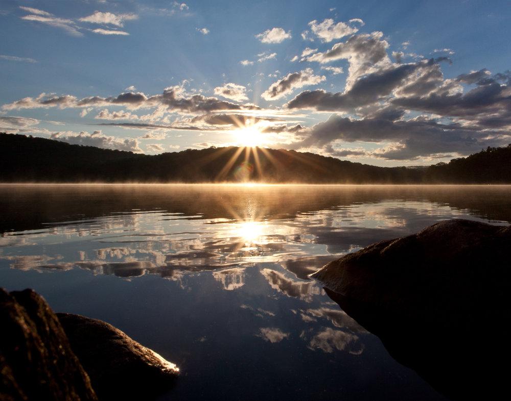 Lake Reflection Susan Magnano.jpg